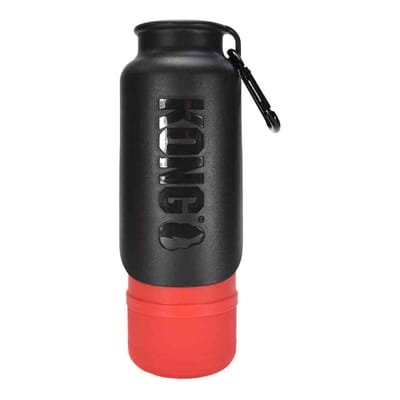 Kong 25oz Insulated Bottle Red
