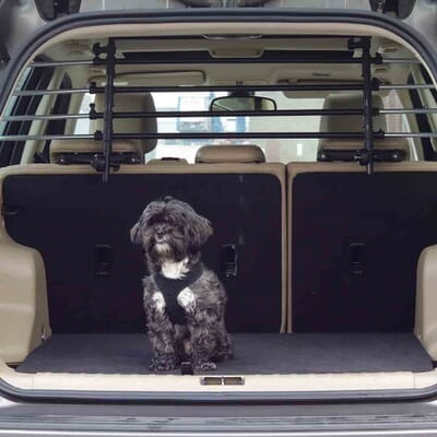 Streetwize Deluxe Dog Guard